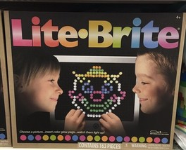 NEW Lite Brite Set Classic Toy FREE SHIPPING!! - $23.38