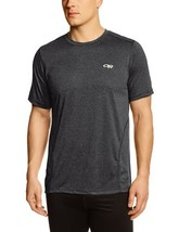Outdoor Research Men's Ignitor S/S Tee, Charcoal, Small