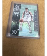 Luka Doncic 2019-20 Illusions Basketball Emerald Parallel  - $9.89