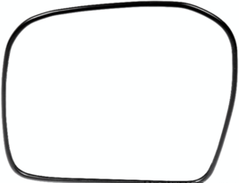 Left Driver Power Mirror Glass w/ Rear Holder for 00-02 Toy 4Runner 00-0... - $20.74