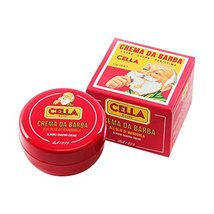 Cella Milano Shaving Cream Soap Almond, 150 grams image 2