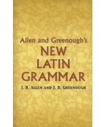 Allen and Greenough's New Latin Grammar (Dover Language Guides) [Paperba... - $12.29