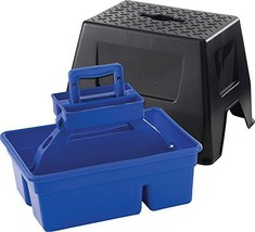 Little Giant DTSSBLUE DuraTote Stool and Tote Box - $56.16