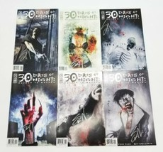 30 Days of Night Return to Barrow 3 4 5 6 Blood Sucker Tales 5 8 Signed ... - $29.02