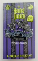 SOLD OUT New Disney World Passholder Pin Haunted Mansion Hitchhiking Gho... - $24.74