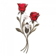 Romantic Roses Wall Sconce - $29.99