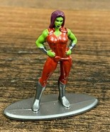 Gamora Jada Toys Marvel Nano Metalfigs New Loose Metal Diecast - $6.88