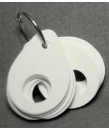 Thread Drops w/ring floss organization cross stitch accessory Access Com... - $7.50