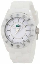 Lacoste Women's 2000672 White/White Watch - $294.53