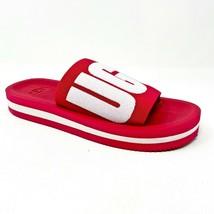 UGG Zuma Graphic Pink Womens Size 6 Slide Sandals 1099833 SLPN - $59.95