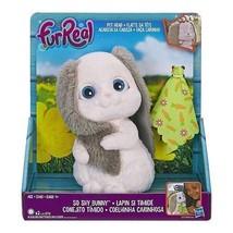 FurReal So Shy Bunny Pet Head - $10.47