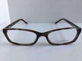 New BURBERRY B 7320 3470 Rx Havana 53mm Cats Eye Women's Eyeglasses Fram... - $129.99