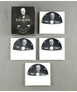 Edison by Edmund Morris (2019, 20 CDs, Audio Book Unabridged Edition) Bi... - $16.82