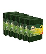Scouring Pads - Heavy Duty Household Cleaning Scrubber with Non-Scratch ... - $20.99