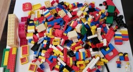 Lego Lot with Red Bucket 2.5 Pounds - $28.05