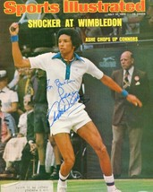 ARTHUR ASHE SIGNED AUTOGRAPH SPORTS ILLUSTRATED AUTO AUTHENTIC CERTIFIED... - $200.00