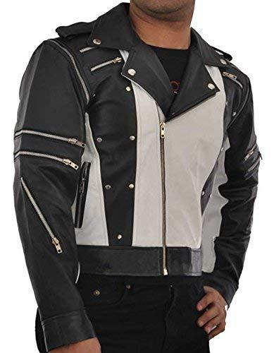 Mens Michael 1984 Sensational Commercial Synthetic Jackson Jacket