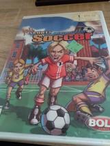 Nintendo Wii Kidz Sports: International Soccer image 1