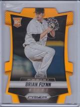 BRIAN FLYNN 2014 Panini Prizm Prizms Orange Die Cut #25/60 #189   (B5906) - $3.56