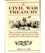 A Civil War Treasury Hardcover Book 1st Print, 1992 NEW UNREAD - $18.33