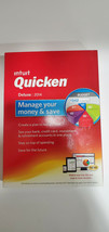 Intuit Quicken Deluxe 2014 For Windows 7/8 XP Factory Sealed No Code Needed - $64.99