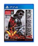 PS4 METAL GEAR SOLID V: THE DEFINITIVE EXPERIENCE (US) [video game] - $16.09