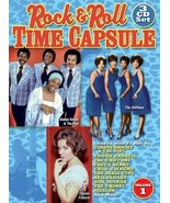 Rock & Roll Time Capsule, Volume 1 (3-CD) - $7.25