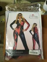 Adult Jazzy Jester Sexy Costume m/l - $38.00