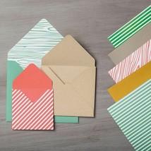 "Stampin' Up 2015-2017 In Color Envelope Paper, 12"" x 12"", #138312"