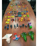 Huge Lot of Imaginext Figures and Accessories - $98.99