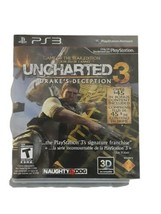 Uncharted 3: Drake's Deception Game of the Year Ed. (SonyPlaystation, PS... - $9.49
