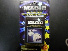 Magic Cards Svengali Deck - Professional Magic Tricks - Easy to Do!!!! - $9.89