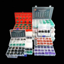 Sealing Rings Rubber Silicone O Ring Nitrile Washer Seal Set Box Gasket ... - $11.13+