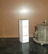Chanel Cristalle Eau Verte Edt Concentree Women 100 Ml 3.4 Oz Discontinued Rare! - $123.75