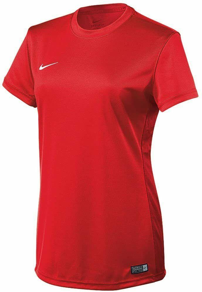 Nike Soccer Uniform Jersey: Nike Women's Tiempo II Replica Soccer Jersey Red Med - $19.00