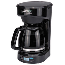 Kitchen Selectives 12-Cup Programmable Coffeemaker - $32.53