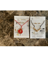 Wizarding World Harry Potter necklace and earrings 2 Pairs - $17.81