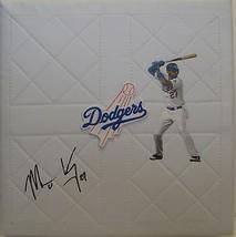 Matt Kemp LA Los Angeles Dodgers Autographed Signed Baseball Photo Base ... - $193.99