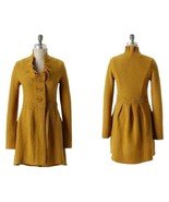 Anthropologie Alice in Autumn Sweater Coat By Charlie & Robin - NWOT - $125.99