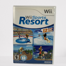 Wii Sports Resort CASE AND MANUAL ONLY NO GAME (Wii, 2009) NO DISC - $14.99