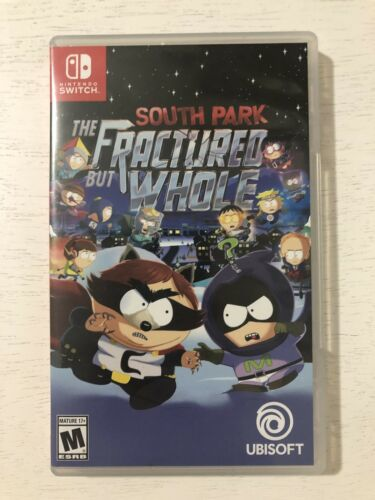 Primary image for South Park: The Fractured but Whole (Nintendo Switch, 2018)