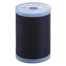 Coats Cotton Covered Quilting & Piecing Thread 250yd-Navy - $6.48