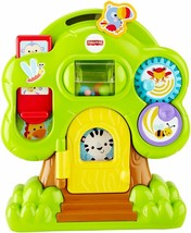Fisher-Price Animal Friends Discovery Treehouse - $16.44