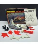 Micronauts Mego 1976 robot action figure vehicle complete Neon Orbiter d... - $247.50