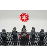 Star Wars Moff Gideon Death Trooper 6 Minifigures Set - USA SELLER - $14.99