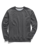 Champion Powerblend Men's Fleece Crew Long Sleeves Sweatshirt S0888 407D55 image 4