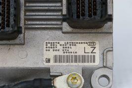 GM Cadillac Ecu Ecm Engine Computer Electronic Control Module 0-261-204-590 image 4