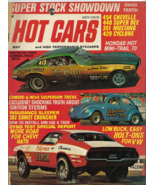 May 1971 HOT CARS Magazine: Great historical record of high performance ... - $5.00