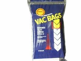 36 DESIGNED TO FIT EUREKA U VACUUM BAGS - $23.09