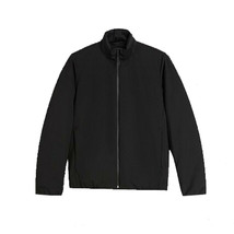 Theory Men's Harris O Puffer Down Hooded Jacket, Black Jasper, Medium 78... - $343.04